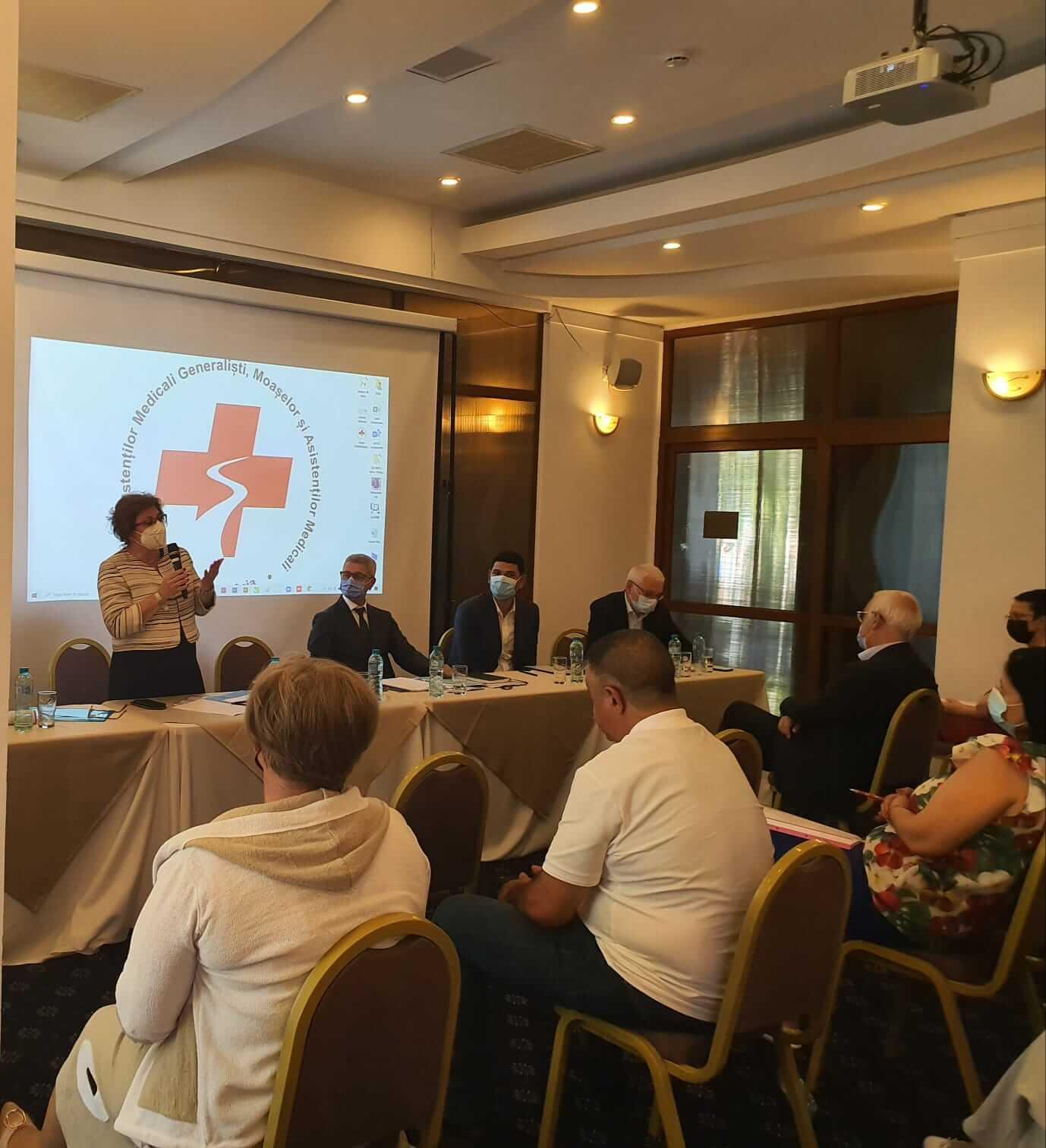În perioada 09-12.06.2021 s-a desfășurat ședința Consiliului Național al OAMGMAMR